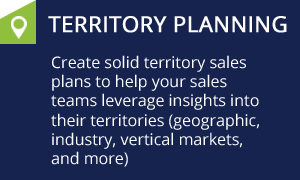 Territory Plan Pro - Sales territory planning for Salesforce.com